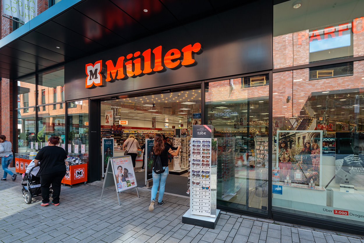 Müller Drogerie Magdeburg